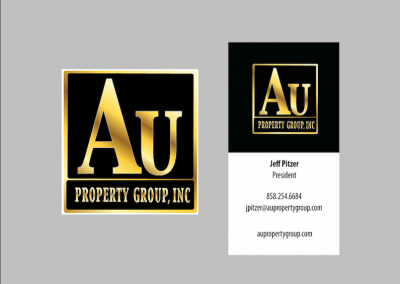 Logo Development & Business Card