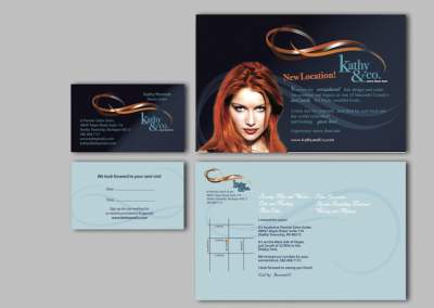 Business Cards & Postcard